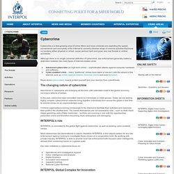 Cybercrime / Cybercrime / Crime areas