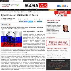 Cybercrimes et châtiments en Russie