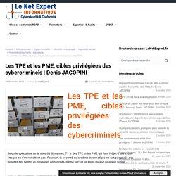 Denis JACOPINI – Le Net Expert – Expert Informatique mise en conformité RGPD – Consultant et Formateur RGPD Mises en conformité – Expert Informatique Cybercriminalité – Cybercriminalité, Protect