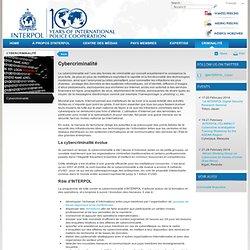 Cybercriminalité / Cybercriminalité / Criminalité / Internet