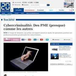 La cybercriminalité, une économie (presque) comme les autres