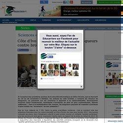 Côte d'Ivoire - Cybercriminalité : blogueurs contre brouteurs ! - Actualités - Educarriere.ci