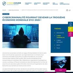 Cybercriminalité : les enjeux financiers