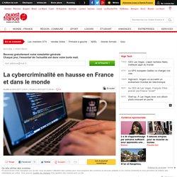 La cybercriminalité en hausse en France et dans le monde
