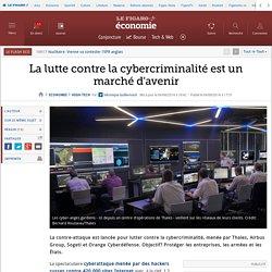 La lutte contre la cybercriminalité est un marché d'avenir