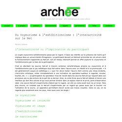 Archée / cyberart / cyberculture artistique.