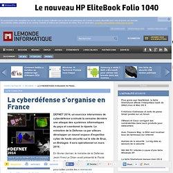 La cyberdéfense s'organise en France