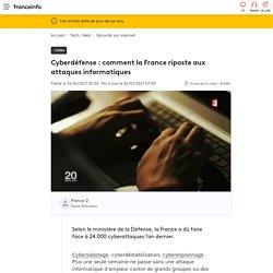 VIDEO. Cyberdéfense : comment la France riposte aux attaques informatiques