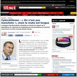 Cyberdéfense : le sénateur UCR Jean-Marie Bockel remet son rapport