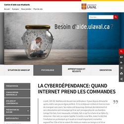 La cyberdépendance: quand Internet prend les commandes