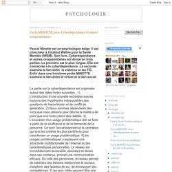 J'ai lu MINOTTE 2010 Cyberdependance et autres croquemitaines