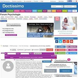 Cyberdépendance, perte de temps, culpabilise.. - Forum libre Psychologie