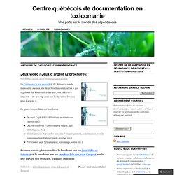Centre québécois de documentation en toxicomanie