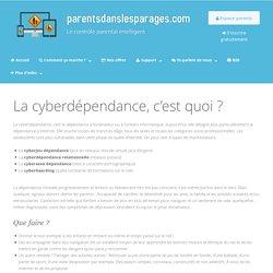Cyberdependance explications et définitions