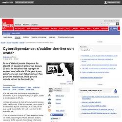Cyberdépendance: s'oublier derrière son avatar