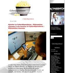 RETAILLEAU Fabrice. La Cyberdépendance : Phénomène nouveau [en ligne]. 25 avril 2008 [consulté le 6 février 2017]