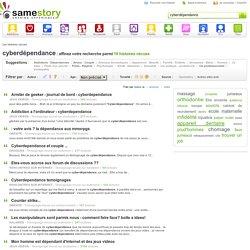 Cyberdépendance - Témoignages - Arreter de geeker - journal de bord - cyberdependance - Addiction a l'ordinateur - cyberdependance
