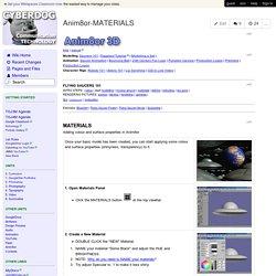 CyberDog - Anim8or-MATERIALS
