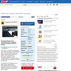 CyberGhost VPN 2011