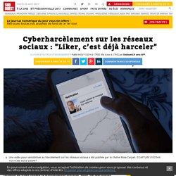 """Cyberharcèlement sur les réseaux sociaux: """"Liker, c'est déjà harceler"""" - Sud Ouest.fr"""