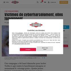 (14) Victimes de cyberharcèlement, elles témoignent