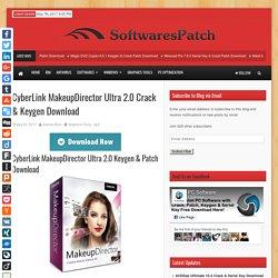 CyberLink MakeupDirector Ultra 2.0 Crack & Keygen Download