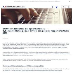 Chiffres et tendances des cybermenaces : Cybermalveillance.gouv.fr dévoile son premier rapport d'activité 2019