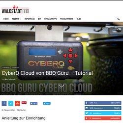 CyberQ Cloud von BBQ Guru - Tutorial