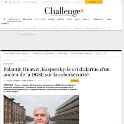 Cybersécurité: le cri d'alarme d'un ancien de la DGSE