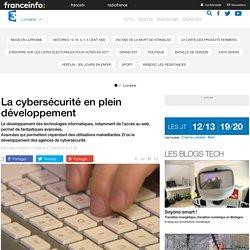La cybersécurité en plein développement - France 3 Lorraine