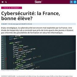 Cybersécurité: la France, bonne élève?