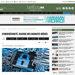 Cybersécurité. hausse des budgets dédiés