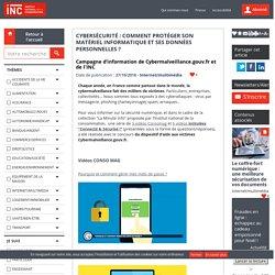 Cybersécurité_Cybersécurité : comment protéger son matériel informatique et ses données personnelles ?_vidéos_Institut national de consommation