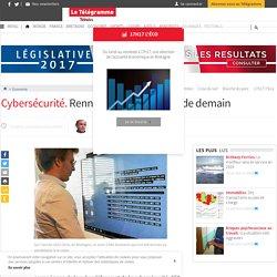 Cybersécurité. Rennes prépare la filière de demain - Économie - LeTelegramme.fr