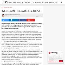 Cybersécurité : le nouvel enjeu des PME