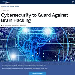 Cybersecurity to Guard Against Brain Hacking