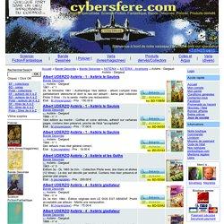 Libraire cyberSFere - Livres BD Collectors de collection et d'occasion - Science-Fiction Fantastique Bande Dessinée Policier - affichage par liste