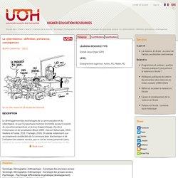 La cyberviolence : définition, prévalence, conséquences