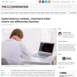 Cyberviolence verbale: comment lutter contre sesdifférentes facettes