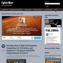 CyberWar: Si Vis Pacem, Para Bellum -CyberWar