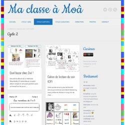Ma classe à Moâ