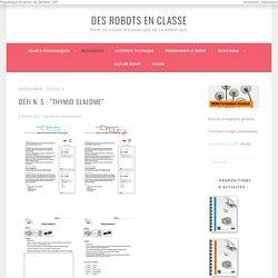 Cycle 1 Archives - Page 2 sur 2 - Des robots en classe
