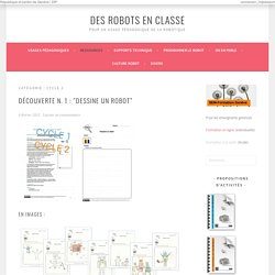 Cycle 2 Archives - Des robots en classe