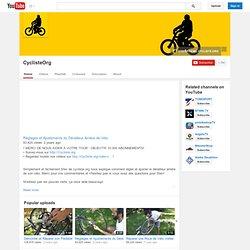 vidéo réparation vélo