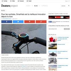 Pour les cyclistes, Smarthalo est la meilleure innovation depuis la roue