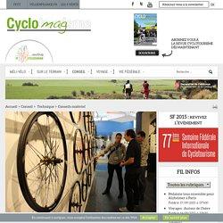 Cyclotourisme Mag – Conseils matériel