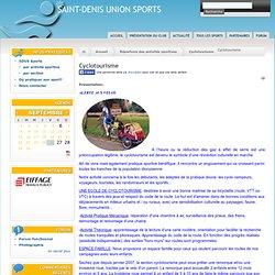 Le nouveau site du SDUS
