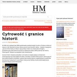 Cyfrowość i granice historii - historiaimedia.org