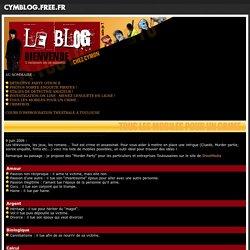 The CyMoN's Blog ? - Tous les mobiles pour un crime: