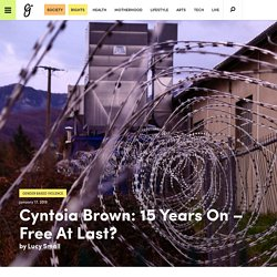 Cyntoia Brown: 15 Years On - Free At Last? - Girls' Globe %